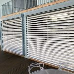 Sure Shade 120S H3 E white slat external venetian Blinds (4)