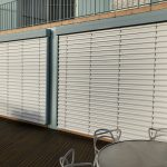 Sure Shade 120S H3 E white slat external venetian Blinds (3)