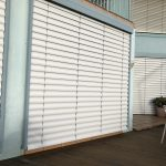 Sure Shade 120S H3 E white slat external venetian Blinds (2)
