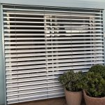 Sure Shade 120S H3 E white slat external venetian Blinds (1)