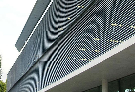 window blinds external outdoor fitter the louvres