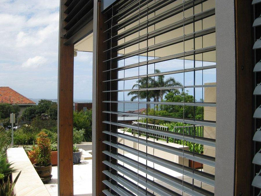 External Venetian Blinds In Sydney Aluminium Venetian Blinds