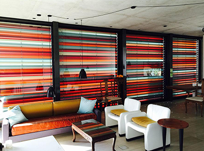 Ultimate 120S External Venetian Blinds Multicolour